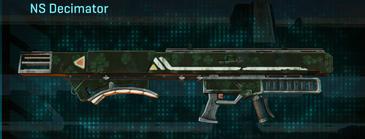 Clover rocket launcher ns decimator