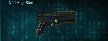 Clover pistol nc4 mag-shot