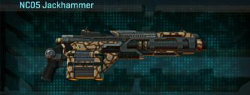 Giraffe heavy gun nc05 jackhammer