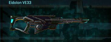 Clover battle rifle eidolon ve33