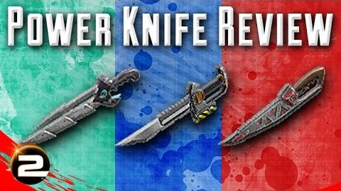 Ripper, Carver, and Lumine Edge (Power Knife) Weapon Review - PlanetSide 2