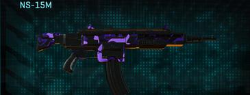 Vs alpha squad lmg ns-15m