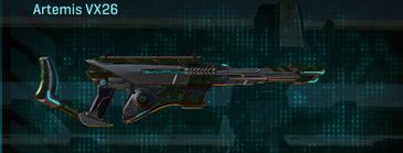 Clover scout rifle artemis vx26