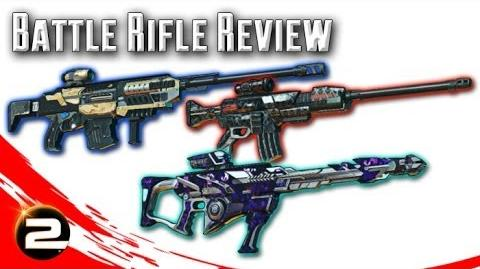 Battle Rifle Review (AMR-66, Eidolon, Warden) by Wrel (2014.01