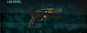 Temperate forest pistol la8 rebel