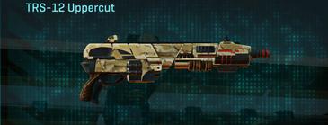 Sandy scrub shotgun trs-12 uppercut