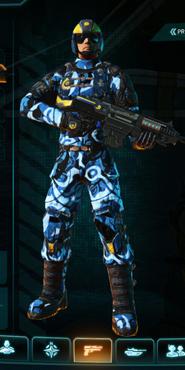 Nc alpha squad light assault