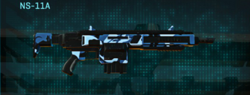 Nc alpha squad assault rifle ns-11a