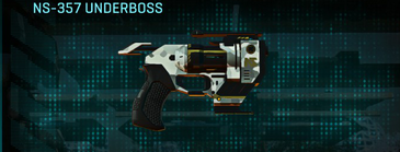 Northern forest pistol ns-357 underboss