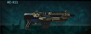 Woodland carbine ac-x11