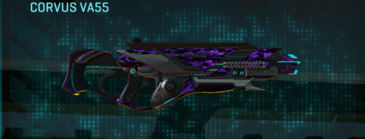 Vs digital assault rifle corvus va55
