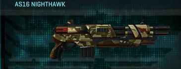 India scrub shotgun as16 nighthawk