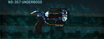 Nc alpha squad pistol ns-357 underboss