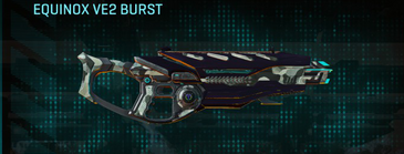 Northern forest assault rifle equinox ve2 burst