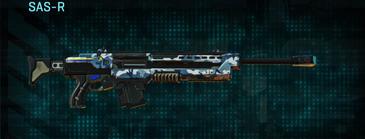Nc urban forest sniper rifle sas-r