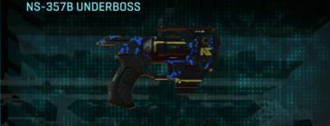 Nc loyal soldier pistol ns-357b underboss