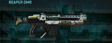 Rocky tundra assault rifle reaper dmr