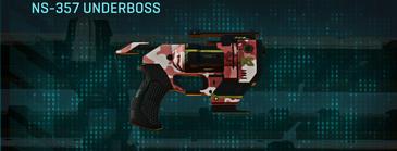 Tr urban forest pistol ns-357 underboss