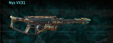 Arid forest scout rifle nyx vx31