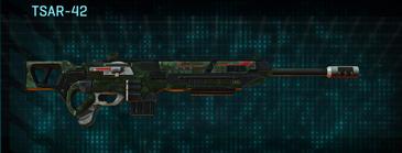 Clover sniper rifle tsar-42