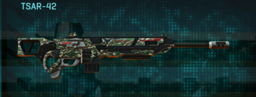 Scrub forest sniper rifle tsar-42