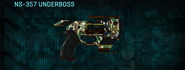 Scrub forest pistol ns-357 underboss