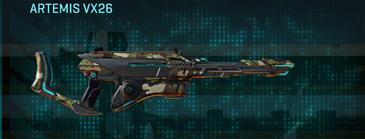Woodland scout rifle artemis vx26