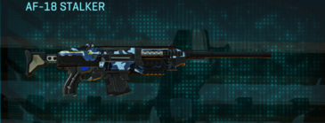 Nc alpha squad scout rifle af-18 stalker