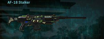 African forest scout rifle af-18 stalker