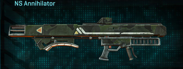Amerish scrub rocket launcher ns annihilator