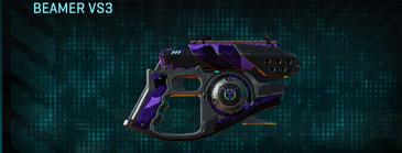 Vs alpha squad pistol beamer vs3
