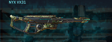 Pine forest scout rifle nyx vx31