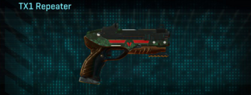 Clover pistol tx1 repeater
