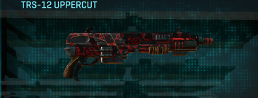 Tr loyal soldier shotgun trs-12 uppercut