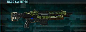 Jungle forest shotgun nc12 sweeper