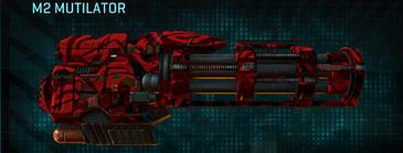 Tr alpha squad max m2 mutilator