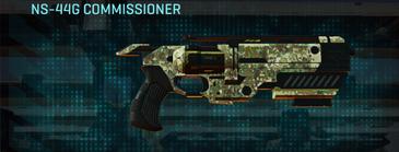 Pine forest pistol ns-44g commissioner