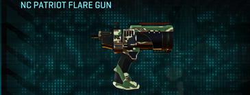 Scrub forest pistol nc patriot flare gun