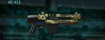 Palm carbine ac-x11