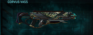 Scrub forest assault rifle corvus va55