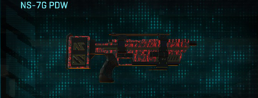 Tr digital smg ns-7g pdw