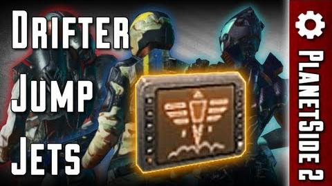 Drifter Jump Jets Review - PlanetSide 2 (Updated!)