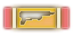 Submachine Gun Ribbon