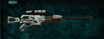 Rocky tundra sniper rifle 99sv