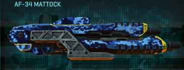 Nc digital max af-34 mattock