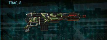 African forest carbine trac-5