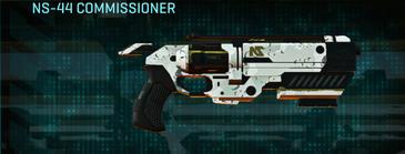 Rocky tundra pistol ns-44 commissioner