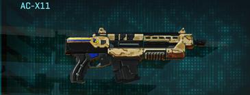 Sandy scrub carbine ac-x11