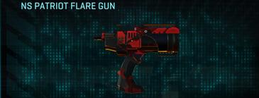 Tr alpha squad pistol ns patriot flare gun