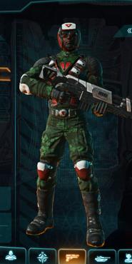 Tr clover combat medic